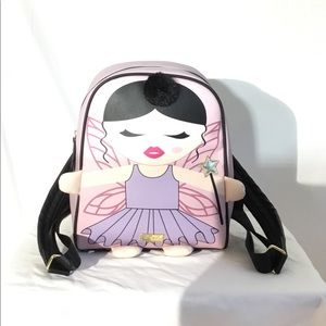 Luv Betsey By Betsey Johnson, Mini Backpack. NWT